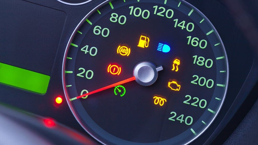 Dashboard warning lights, what do they mean for you?