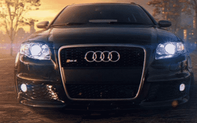A brief history of Audi