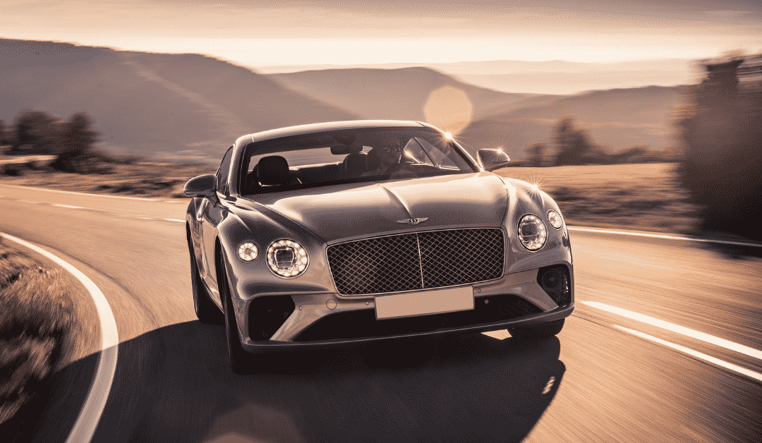 A brief history of Bentley
