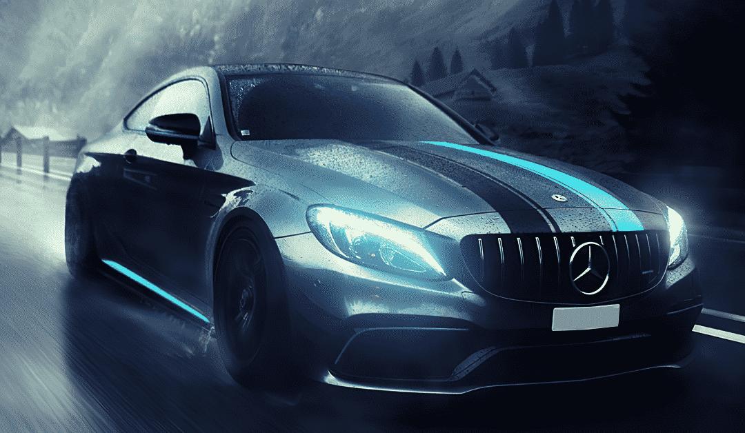 A brief history of Mercedes-Benz
