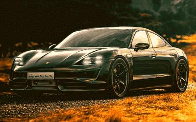 A brief history of Porsche