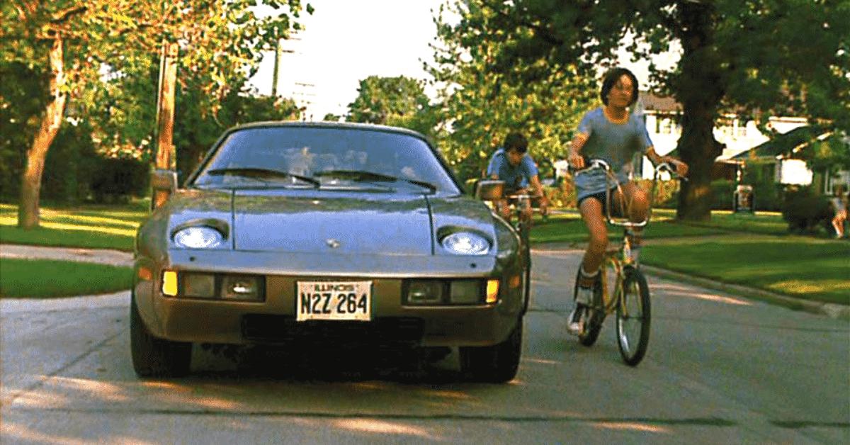 Featured Blog Image of Tom Cruise's Porsche 928